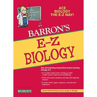 E-Z Biology (4th edition) by Gabrielle I. Edwards - Cynthia Pfirrmann