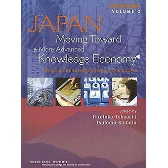 Japan - Bewegung in Richtung einer fortgeschritteneren Wissenswirtschaft - erweiterte Kno