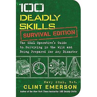 100 habilidades mortais - edição de sobrevivência - guia do agente o selo para Su