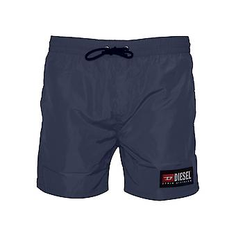 Diesel Wave Navy Blue Swim Short