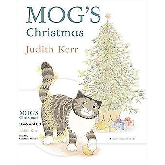 Mog's Christmas: komplett & Unabridged (bok & Cd)