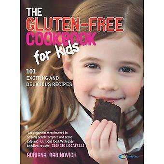 Le livre de recettes sans Gluten pour les enfants