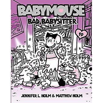 Babymouse #19: Slechte Babysitter