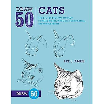 Draw 50 Cats