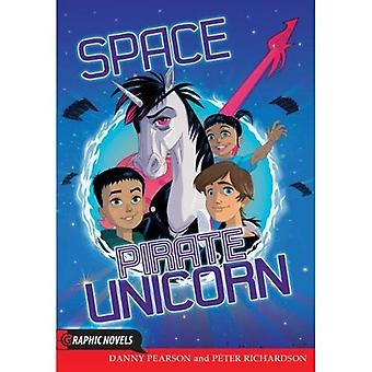 Utrymme Pirate Unicorn (grafiska romaner)