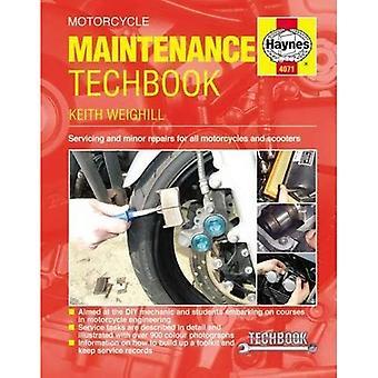 Moto entretien Techbook (Haynes Techbook)