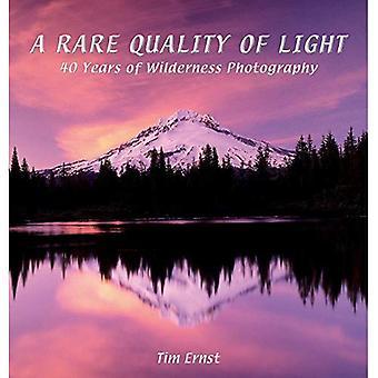 En sällsynt kvalitet av ljus: 40 år av vildmarken fotografi