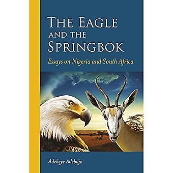 Der Adler und der Springbock: Essays über Nigeria und Südafrika