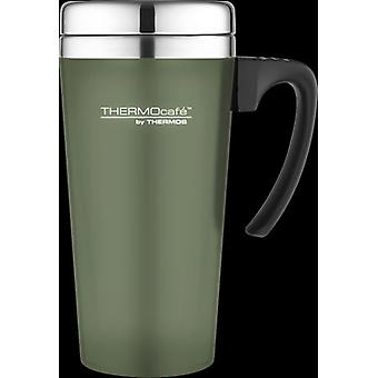 Thermos Moss 420ml ThermoCafe soft touch de călătorie cana