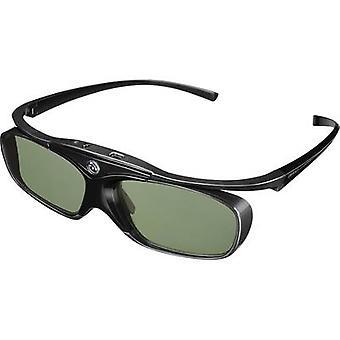 BenQ D5 DLP نظارات 3D الأسود