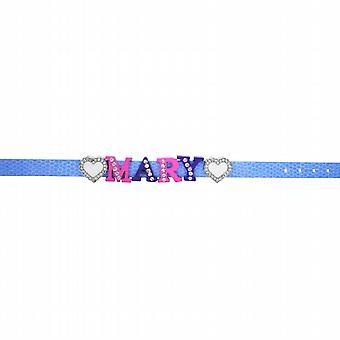 وقد الخاص بك اسم سوار هدية لسوار ماري اسم صديق فتاة الخاص بك