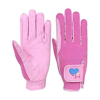 Little Rider Childrens/Kids Little Show Pony Riding Gloves