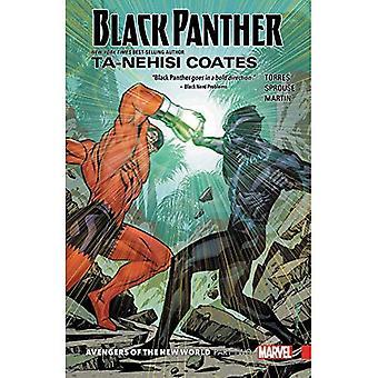 Czarna Pantera książka 5: Avengers nowego świata część 2