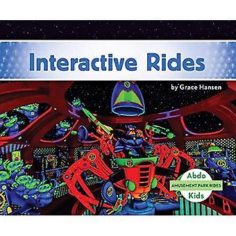 Interactieve ritten (pretpark attracties)