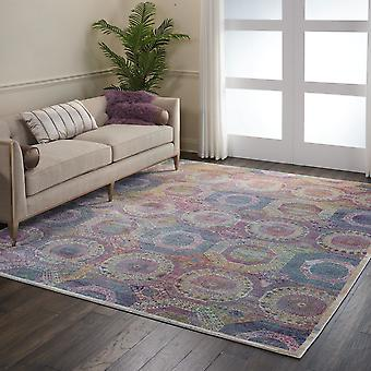 ANKARA GLOBAL ANR05 Multi  Rectangle Rugs Traditional Rugs