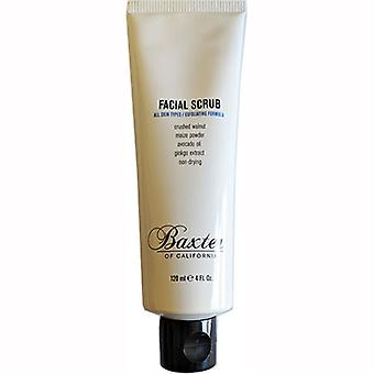 Baxter of California Facial Scrub All Skin Types 4oz / 120ml