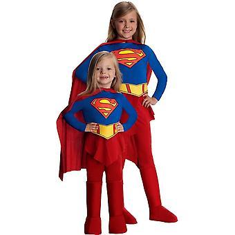 Fabulous Supergirl Toddler Costume