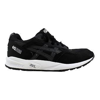 Asics Gelsaga Black/Black  Men's H548Y 9090 Size 7.5 Medium