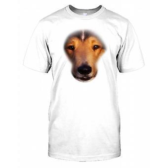 Bullmastiff Pedigree Hund Gesicht Herren T Shirt