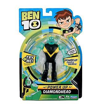 Action Figure Diamondhead, Ben 10