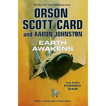 Earth Awakens by Orson Scott Card - Aaron Johnston - 9780765329066 Bo