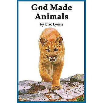 God Made Animals by Eric Lyons - 9780932859709 Book