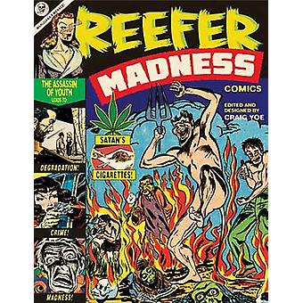 Reefer Madness by Jack Kirby - 9781506702278 Book