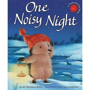 One Noisy Night by M Christina Butler - Tina Macnaughton - 9781680100