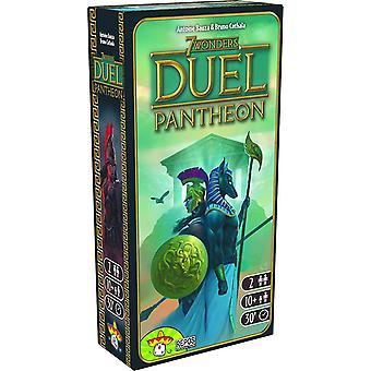 7 Wonders duel Pantheon ekspansion Card spil