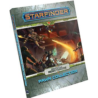 Starfinder Pawns - Against the Aeon Throne Pawn Collection Board Game