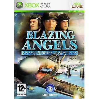 Blazing Angels eskaders van de Tweede Wereldoorlog Xbox 360 game