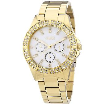 Just Watches Women's Watch ref. 48-S9059WH-GD