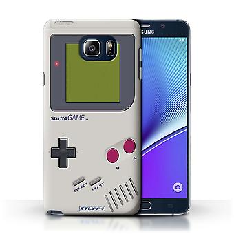 STUFF4 Case/Cover voor de Samsung Galaxy opmerking 5/N920/Nintendo Game Boy/gameconsole