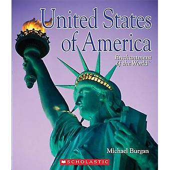 United States of America by Burgan - 9780531236802 Book