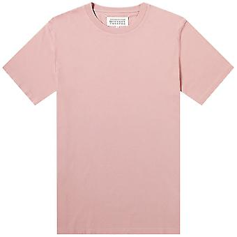 T-shirt met ronde hals in Maison Margiela 10