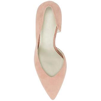 1. staat Womens 1S-Sisteen lederen puntige teen klassieke pompen