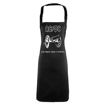 Ac/Dc For Those About To Rock Apron