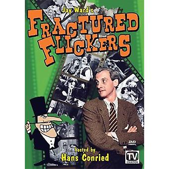 Fractured Flickers [DVD] USA import
