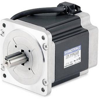 Emis Stepper moottori SM-2862-5055E SM-2862-5055E 7,0 Nm 2,0 A Akselin halkaisija: 14,0 mm