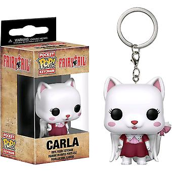 Fairy svans Carla Pocket pop! Nyckelring