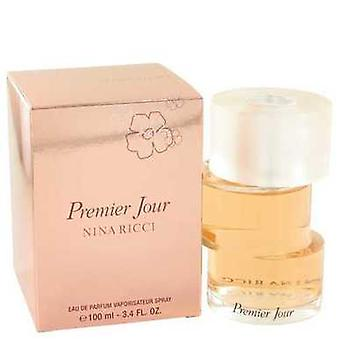Premier Jour By Nina Ricci Eau De Parfum Spray 3.3 Oz (women) V728-400810