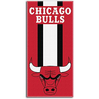 Northwest NBA beach towel ZONE Chicago Bulls 76x152cm