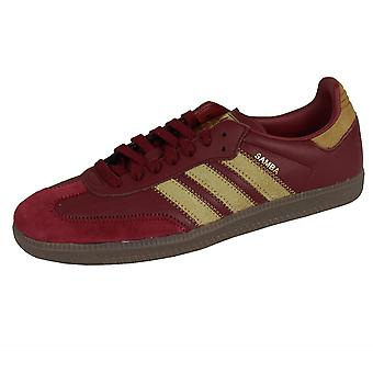 Adidas samba og ft men-apos;s bordeaux et mesa formateurs