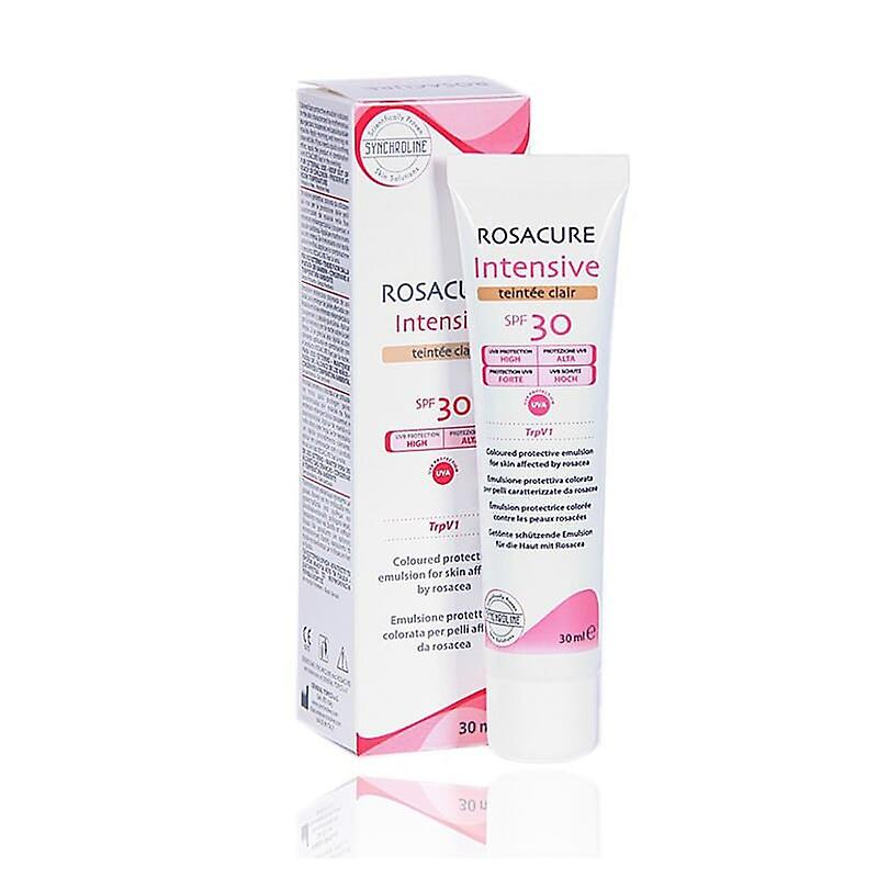 Rosacure Intensive Teintée Clair 30ml - Emulsion With Spf 30