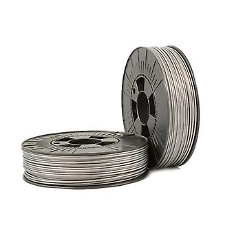 PLA 2,85mm argent ca. RAL 9006 0,75kg - 3D Filament Supplies