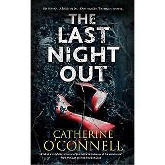 Last Night Out by Catherine OConnell
