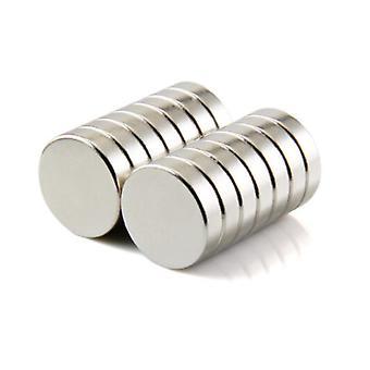 Neodymium magneetti 10 x 1,5 mm levy N35 - 5 yksikköä
