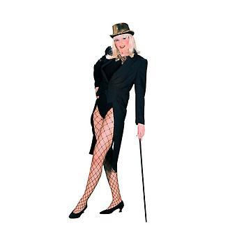 Bristol nyhed dame/damer fancy kjole tailcoat