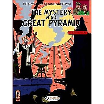 Blake amp Mortimer Vol.3 the Mystery of the Great Pyramid Pt 2 by Edgar P Jacobs