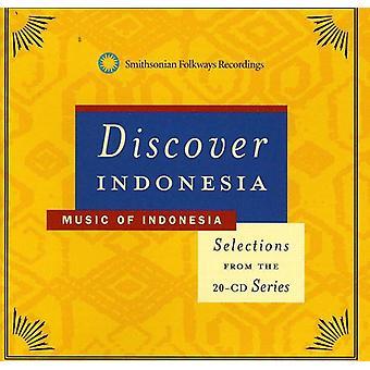 Musikk av Indonesia - oppdage Indonesia [DVD] USA import